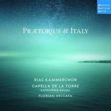 RIAS Kammerchor & Capella de la Torre - Praetorius & Italy, CD