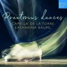 Capella de la Torre - Praetorius dances (von den Künstlern signierte Exemplare), CD