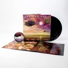 Transatlantic: SMPTe (180g) (Vinyl Re-issue 2021), 2 LPs und 1 CD
