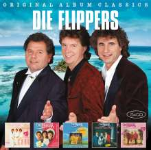 Die Flippers: Original Album Classics Vol. 1, 5 CDs