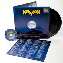 Kayak: Out Of This World (180g), 2 LPs und 1 CD