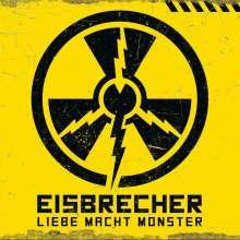 Eisbrecher: Liebe macht Monster (Jewelcase), CD