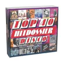 Top 40 Hitdossier: Disco, 5 CDs