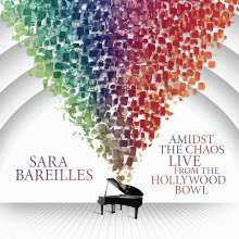 Sara Bareilles: Amidst The Chaos: Live From The Hollywood Bowl, 2 CDs