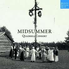 Quadriga Consort - Midsummer, CD
