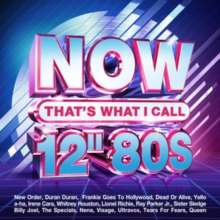 """Now That's What I Call 12"""" 80s, 4 CDs"""