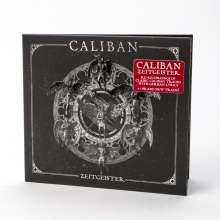 Caliban: Zeitgeister, CD