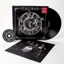 Caliban: Zeitgeister (180g), 1 LP und 1 CD