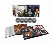 Bob Dylan: The Bootleg Series Vol. 16 (1980 – 1985) (Deluxe Edition), 5 CDs