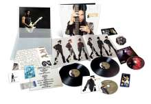 Prince: Welcome 2 America (Deluxe Edition), 2 LPs, 1 CD und 1 Blu-ray Disc