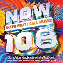 Now That's What I Call Music! Vol.108, 2 CDs