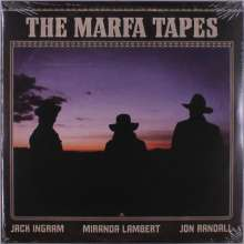 Ingram, Jack / Lambert, Miranda / Randall, Jon: Marfa Tapes, LP
