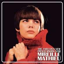 Mireille Mathieu: The Fabulous New French Singing Star (Limited Edition) (in Deutschland/Österreich/Schweiz exklusiv für jpc!) , 2 LPs