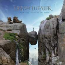 Dream Theater: A View From The Top Of The World (Limited Deluxe Artbook), 2 CDs und 1 Blu-ray Disc