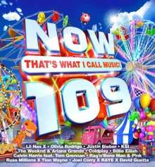 Now That's What I Call Music! Vol. 109, 2 CDs