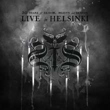 Swallow The Sun: 20 Years Of Gloom, Beauty And Despair: Live In Helsinki 2020, 2 CDs und 1 DVD