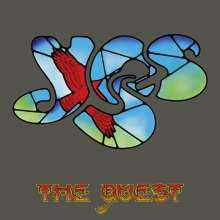 Yes: The Quest (Limited Deluxe Glow in the Dark Box Set), 2 LPs, 2 CDs und 1 Blu-ray Disc