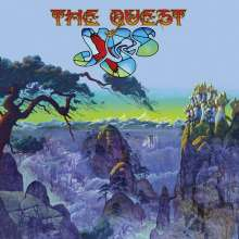 Yes: The Quest (Limited Artbook), 2 CDs und 1 Blu-ray Audio