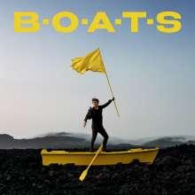 Michael Patrick Kelly: B.O.A.T.S, CD
