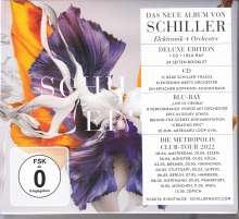 Schiller: Epic (Deluxe Edition), 2 CDs