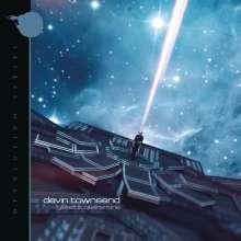 Devin Townsend: Devolution Series #2 - Galactic Quarantine, 1 CD und 1 Blu-ray Disc