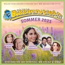 Bääärenstark!!! Sommer 2021, 2 CDs