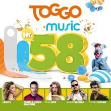 TOGGO Music 58, CD