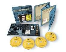 Elvis Presley (1935-1977): Back In Nashville, 4 CDs