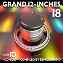 Grand 12 Inches 18, 4 CDs