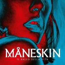 Måneskin: Il Ballo Della Vita (Transparent Blue Viny), LP
