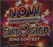 Now That's What I Call Eurovision, 3 CDs
