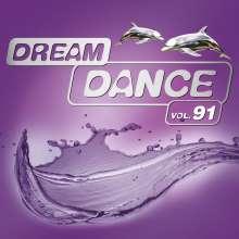 Dream Dance Vol. 91, 3 CDs