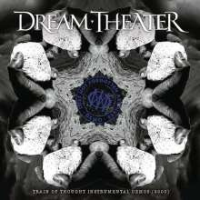 Dream Theater: Lost Not Forgotten Archives: Train Of Thought Instrumental Demos (2003) (remastered) (Limited Edition) (Colored Vinyl), 2 LPs und 1 CD
