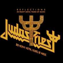 Judas Priest: Reflections - 50 Heavy Metal Years Of Music, CD