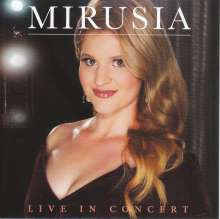 Mirusia - Live in Concert, CD