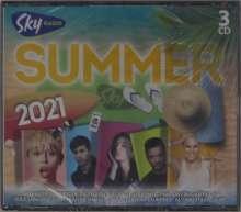 Sky Radio Summer 2021, 3 CDs