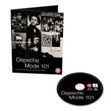 Depeche Mode: 101, Blu-ray Disc