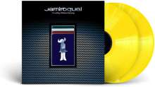 Jamiroquai: Travelling Without Moving (180g) (25th Anniversary Edition) (Yellow Vinyl), 2 LPs