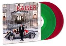 Roland Kaiser: Weihnachtszeit (Colored Vinyl), 2 LPs