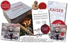 Roland Kaiser: Weihnachtszeit (limitierte Fanbox), 2 CDs
