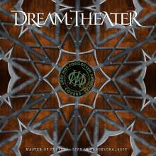 Dream Theater: Lost Not Forgotten Archives: Master Of Puppets - Live In Barcelona, 2002 (remastered) (180g), 2 LPs und 1 CD