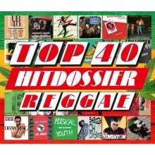 Top 40 Hitdossier - Reggae, 3 CDs