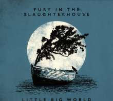 Fury In The Slaughterhouse: Little Big World - Live & Acoustic, 2 CDs