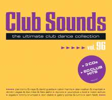Club Sounds Vol. 96, 3 CDs