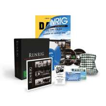 """Runrig: There Must Be A Place (Official Documentary - Limited Collector's Box) (DVD + Blu-ray + 7"""" Single), 1 DVD, 1 Blu-ray Disc und 1 Single 7"""""""