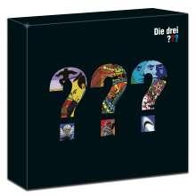 Die drei ???: Die Drei ??? Vinyl-Box (Folgen 21-30) (Limited Edition) (Picture Disc), 10 LPs