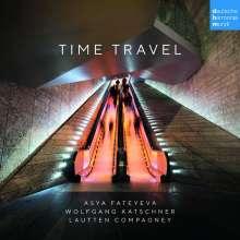 Lautten Compagney - Asya Fateyeva - Time Travel, CD