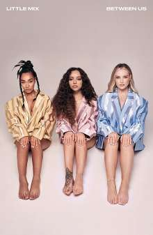 Little Mix: Between Us (Greatest Hits) (Super Deluxe Edition), 2 CDs
