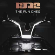 RJD2: The Fun Ones (Yellow Vinyl), LP