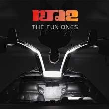 RJD2: The Fun Ones (Limited Edition) (Orange Vinyl), LP